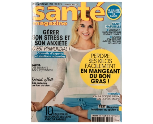 Santé Magazine idées cadeaux