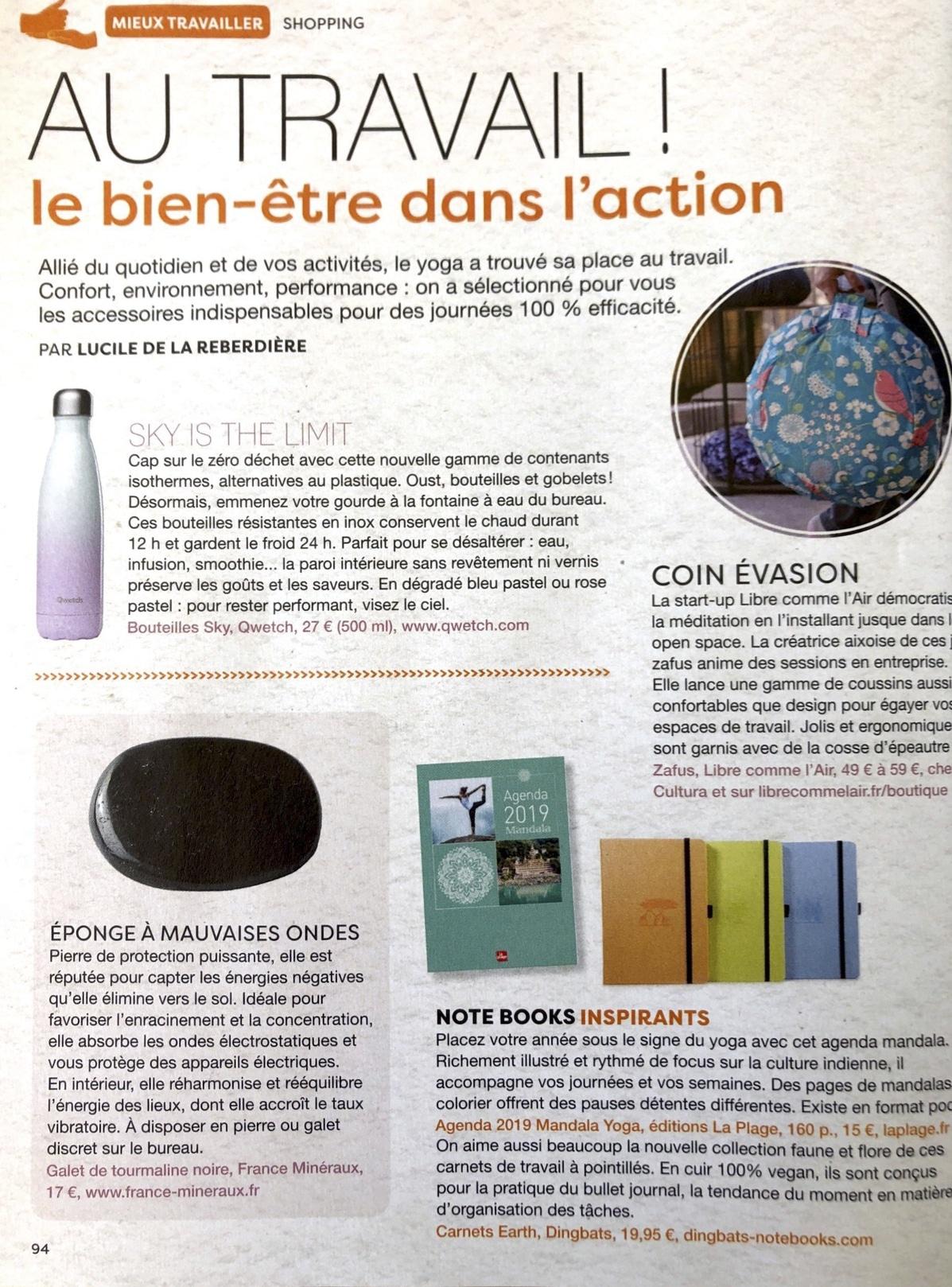 Esprit Yoga magazine